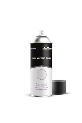 CLEAR VARNISH SPRAY 1C 400ML