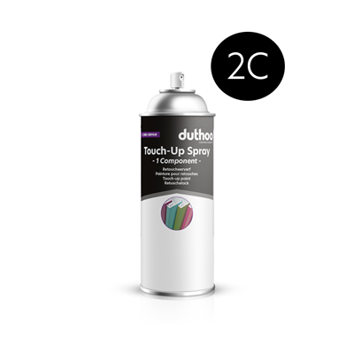 TOUCH UP SPRAY 2C RAL 85% GLOSS 400ML